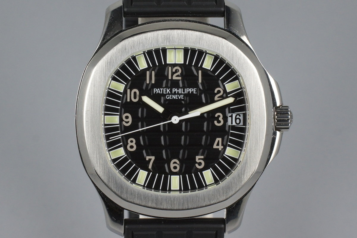 2004 Patek Philippe Aquanaut 5065A photo, #0
