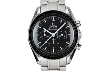 2003 Omega Speedmaster Professional 3570.50.00 with Card photo