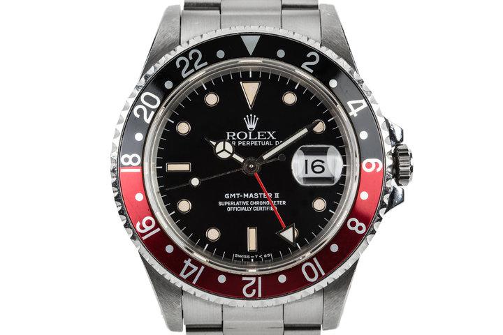 1990 Rolex GMT-Master II 16710 photo