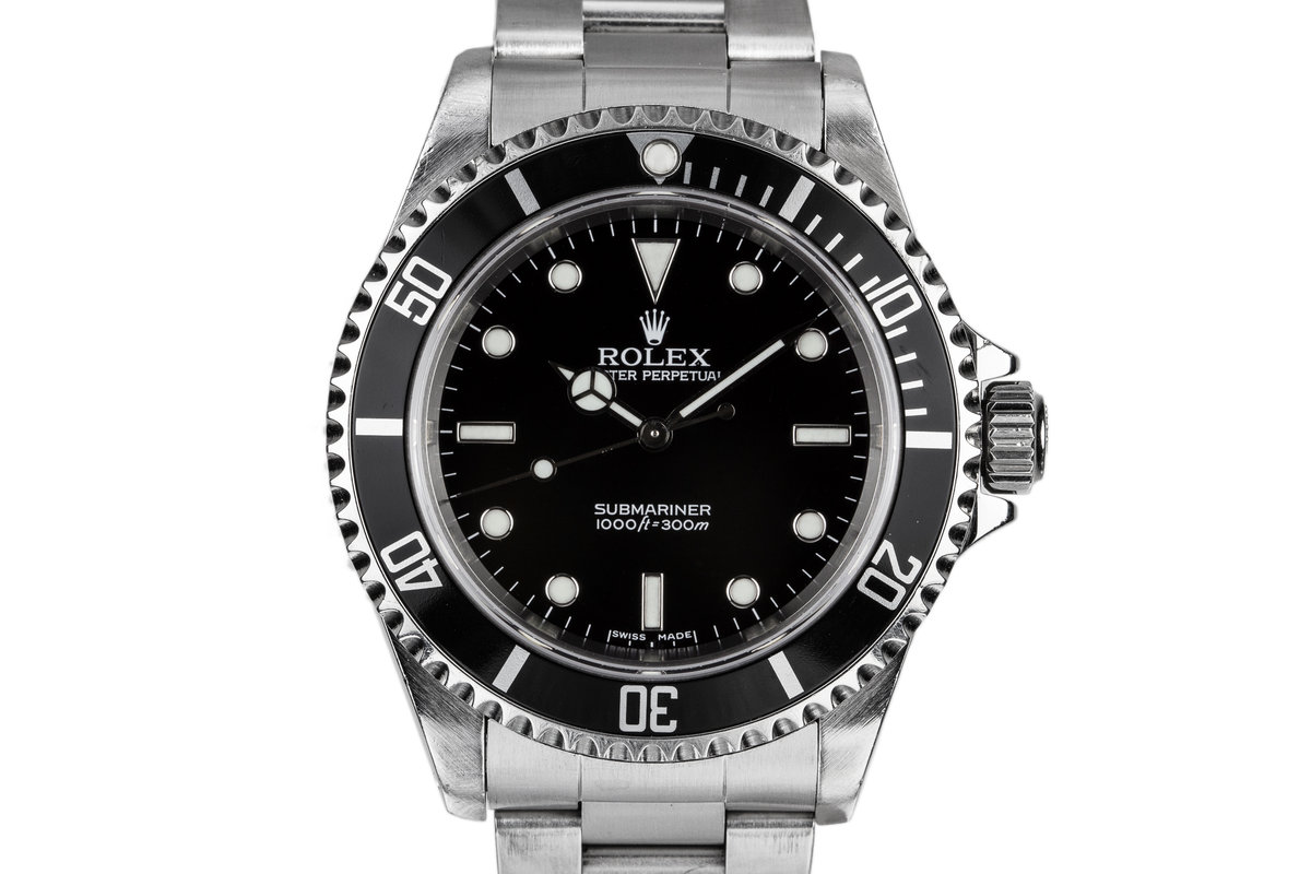 2005 Rolex Submariner 14060M photo, #0