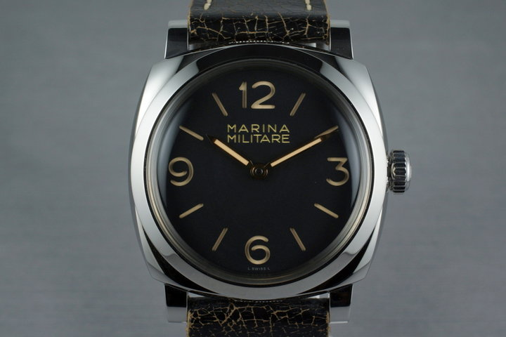 2014 Panerai PAM 587 Radiomir 1940 Marina Militare with Box and Papers photo