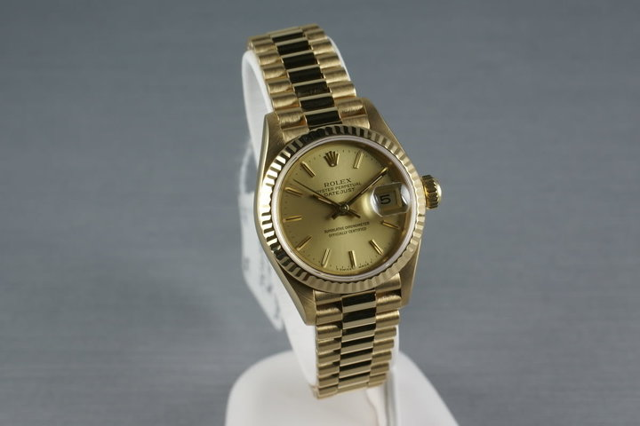Rolex Ladies President 69178 photo