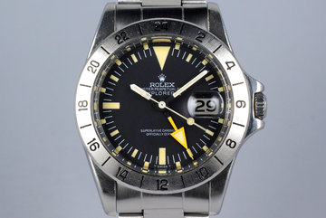 1972 Rolex Explorer II 1655 with Mark II Dial photo