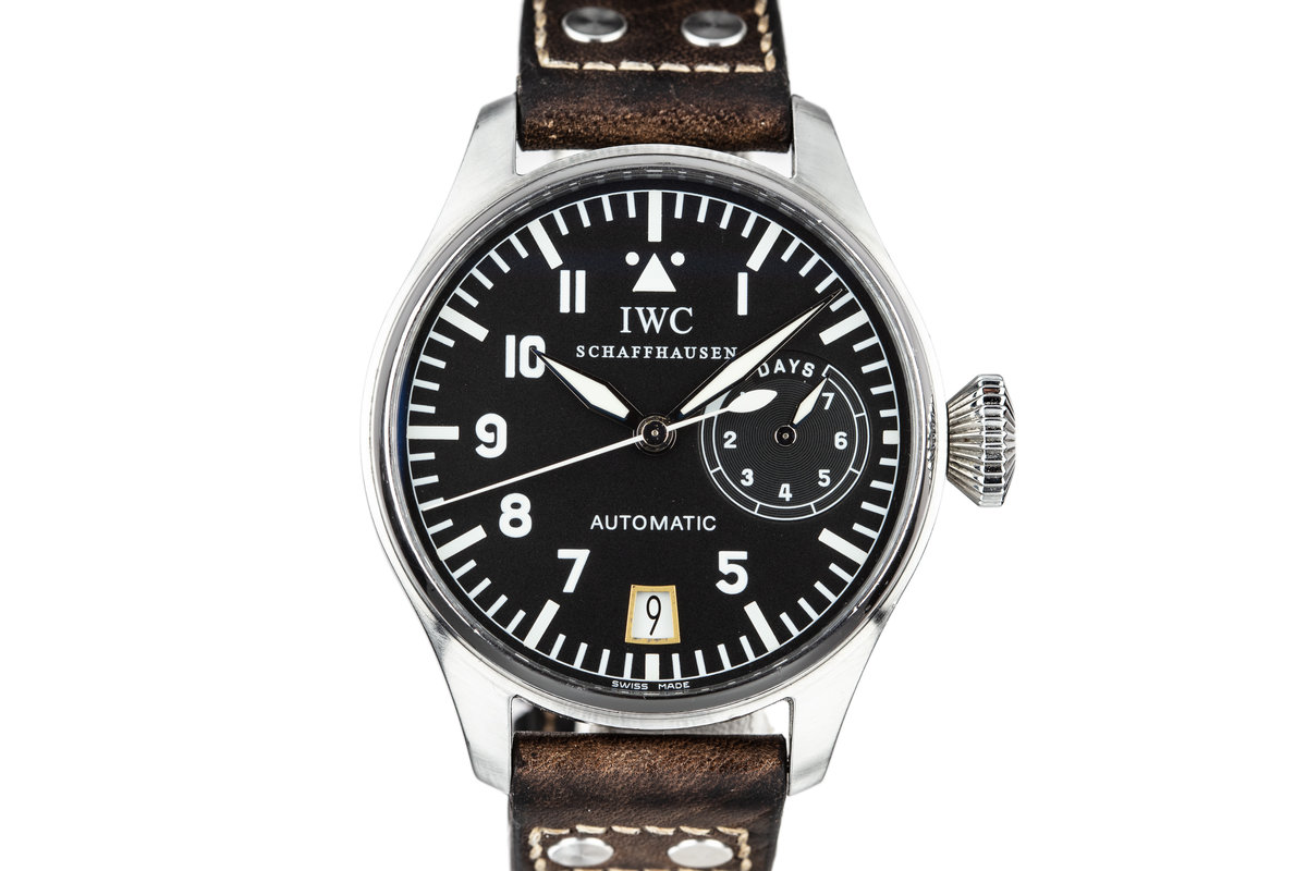 IWC Big Pilot IW5002 photo, #0
