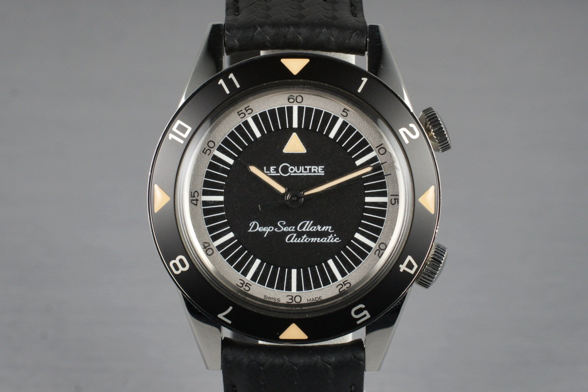 2011 Jaeger-LeCoultre Memovox Deep Sea Q2028440 with Box and Papers photo, #0
