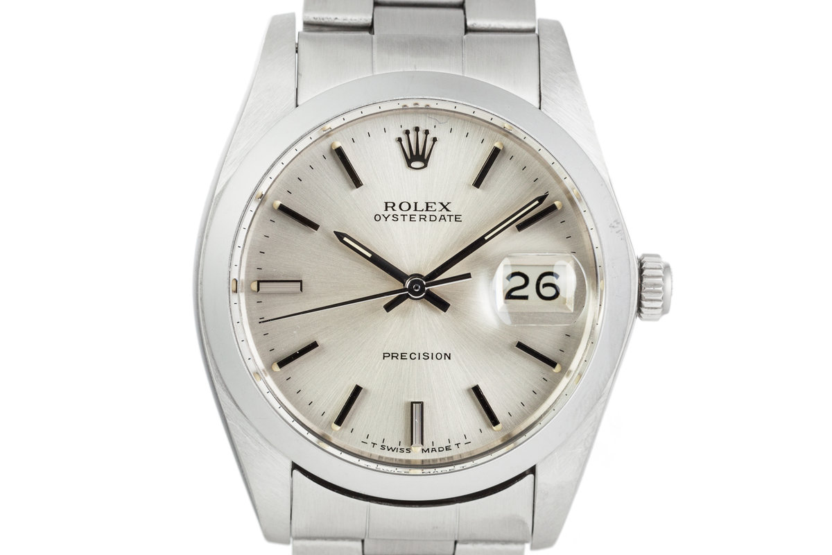 1970 Rolex Oysterdate 6694 photo, #0