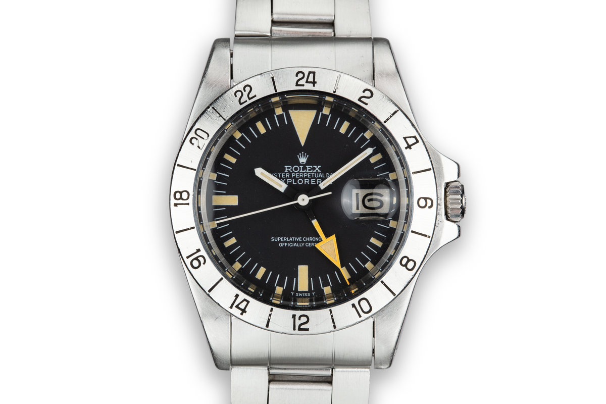 1973 Rolex Explorer II 1655 Straight Hand with MK I Dial photo, #0