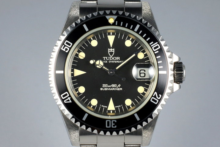 1995 Tudor Submariner 79190 photo