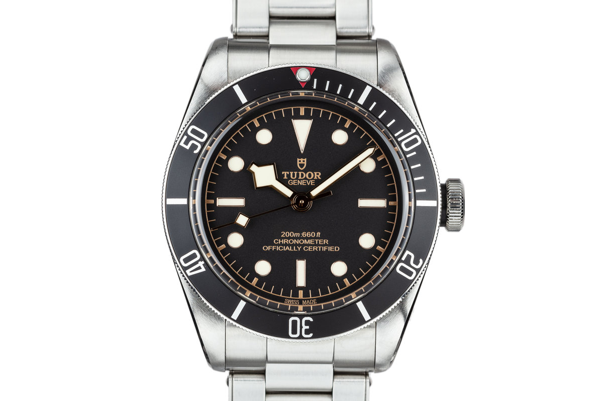 2017 Tudor Heritage Black Bay 79230N with Box and Papers photo, #0