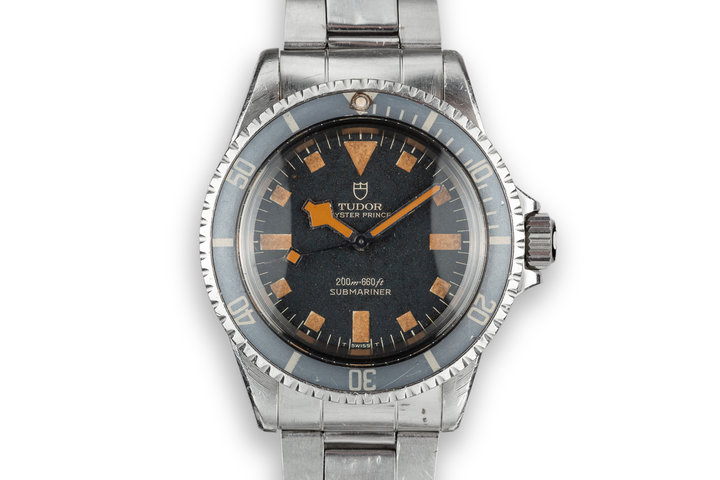 1974 Tudor Snowflake Submariner 7016/0 photo