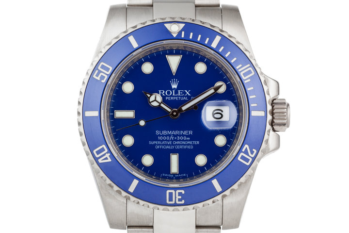 2009 Rolex Submariner 116619 photo