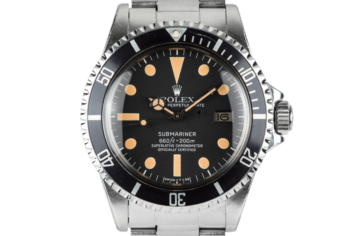 1979 Rolex Submariner 1680 photo, #0