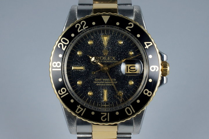 1972 Rolex Two Tone GMT 1675 photo
