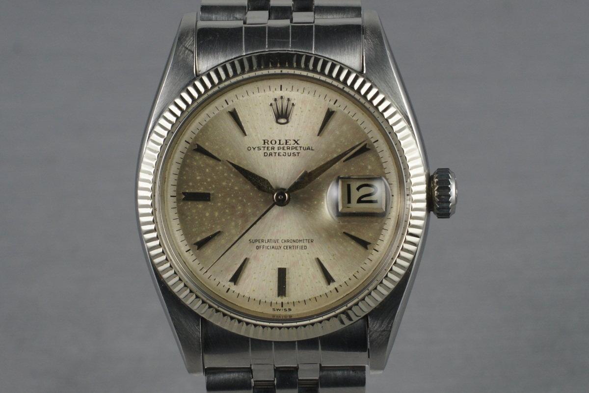 1959 Rolex DateJust 6605 photo, #0