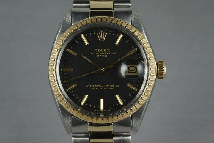 1970 Rolex Oyster Perpetual Date 1505 photo