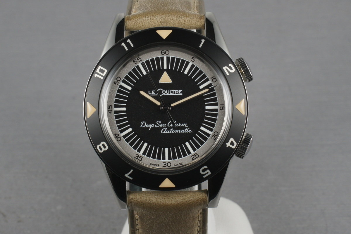 Jaeger leCoultre MEMOVOX TRIBUTE DEEP SEA  USA VERSION 204/359 photo, #0