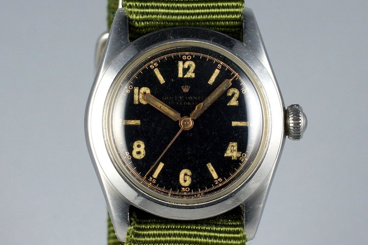 1943 Rolex Speedking 4220 photo