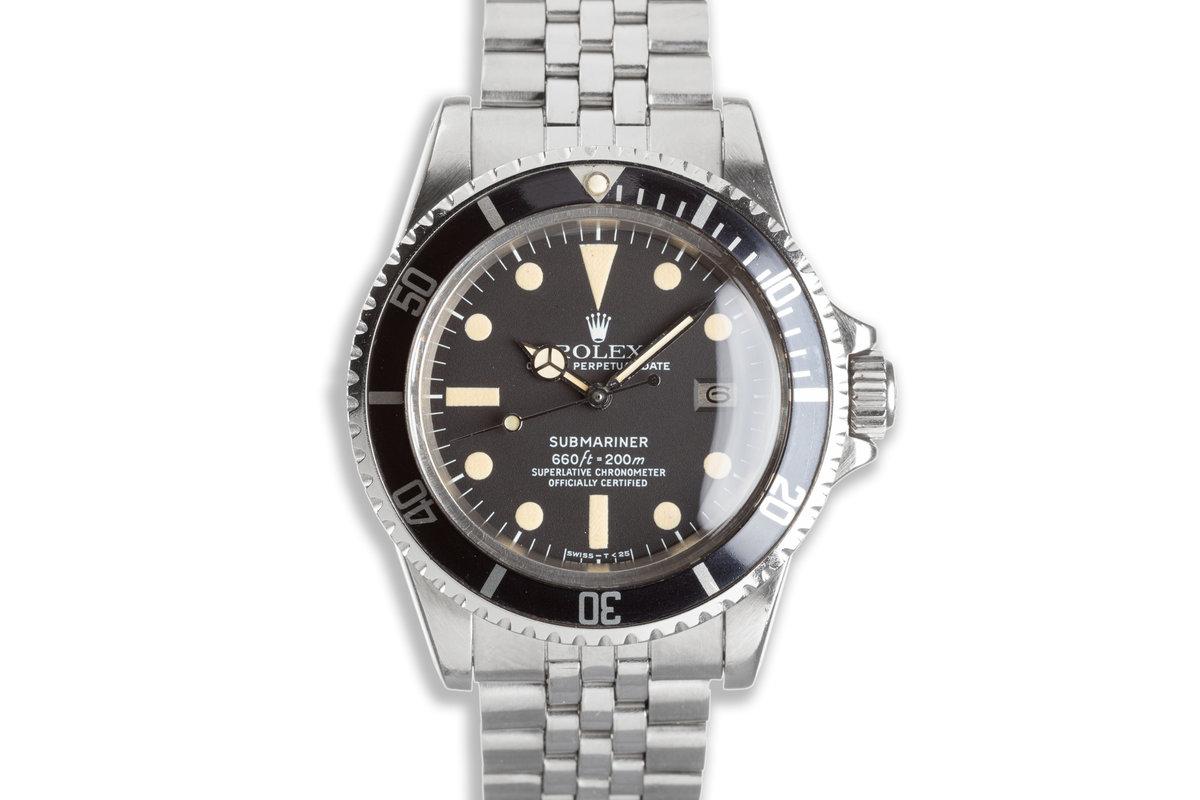 1978 Rolex Submariner 1680 photo, #0