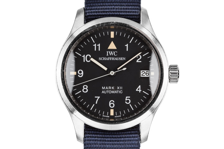 IWC Mark XII Automatic with Service Papers photo