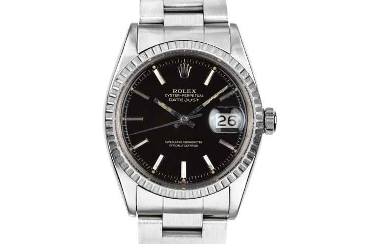 1967 Rolex DateJust 1603 Gilt Dial photo