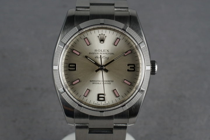 2006 Rolex Air-King  114210 photo