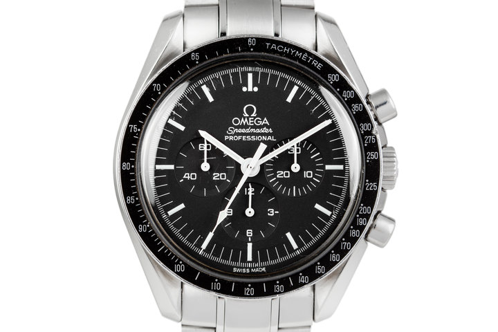 2009 Omega Speedmaster Professional 3570.50 photo