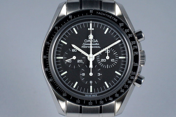 Early 2000's Omega Speedmaster 3573.50 with Card photo