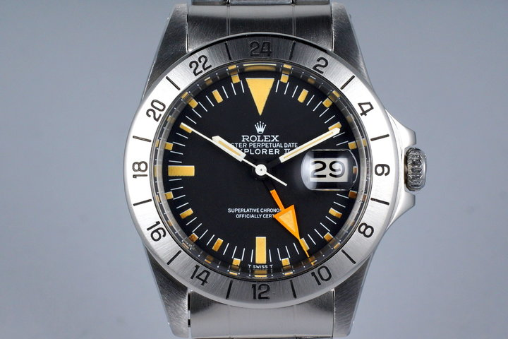 1971 Rolex Explorer II 1655 Mark I Dial photo
