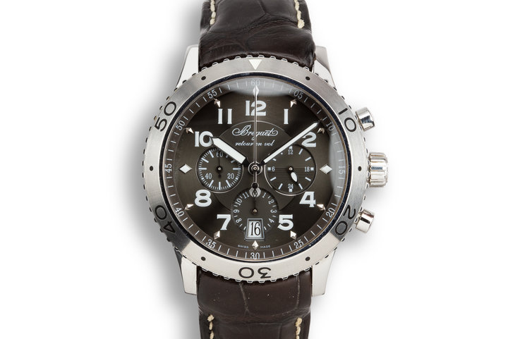2009 Breguet Type 21 3810ST929ZU with Box and Papers photo
