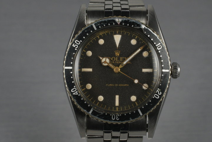 1954 Rolex Oyster Perpetual Turnograph 6202 photo
