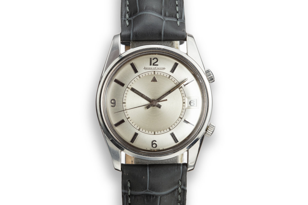 Jaeger LeCoultre Memovox photo, #0
