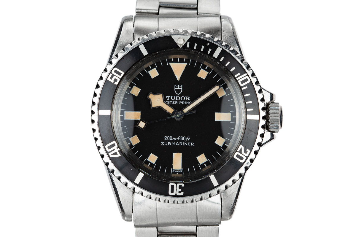 1972 Tudor Snowflake Submariner 7016/0 photo, #0