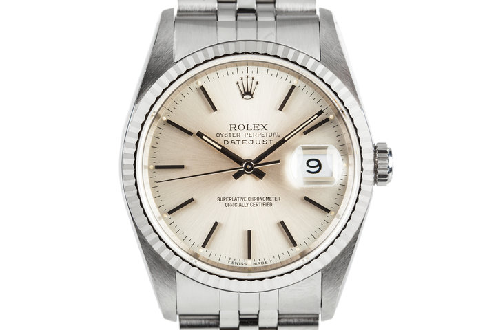 1991 Rolex DateJust 16234 photo