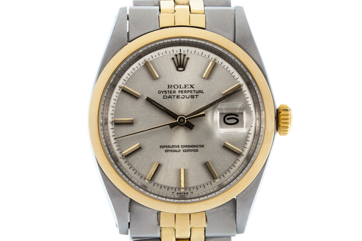 1972 Rolex DateJust 1600 photo, #0