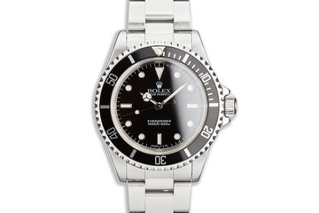 1996 Rolex Submariner 14060 photo