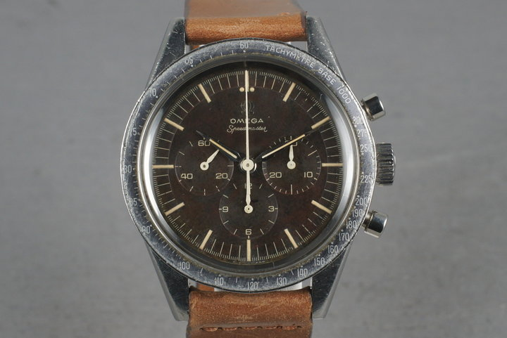 Vintage Omega Speedmaster 2998-2 with Brown Tropical Dial photo