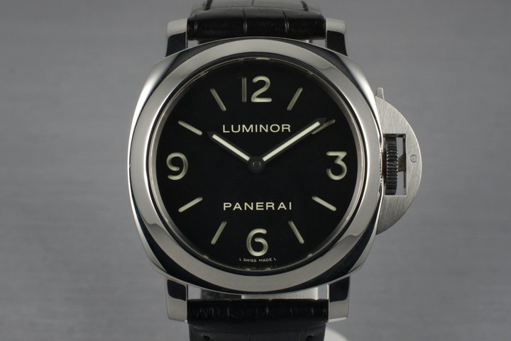 2008 Panerai PAM 112 Luminor with Box and Papers photo