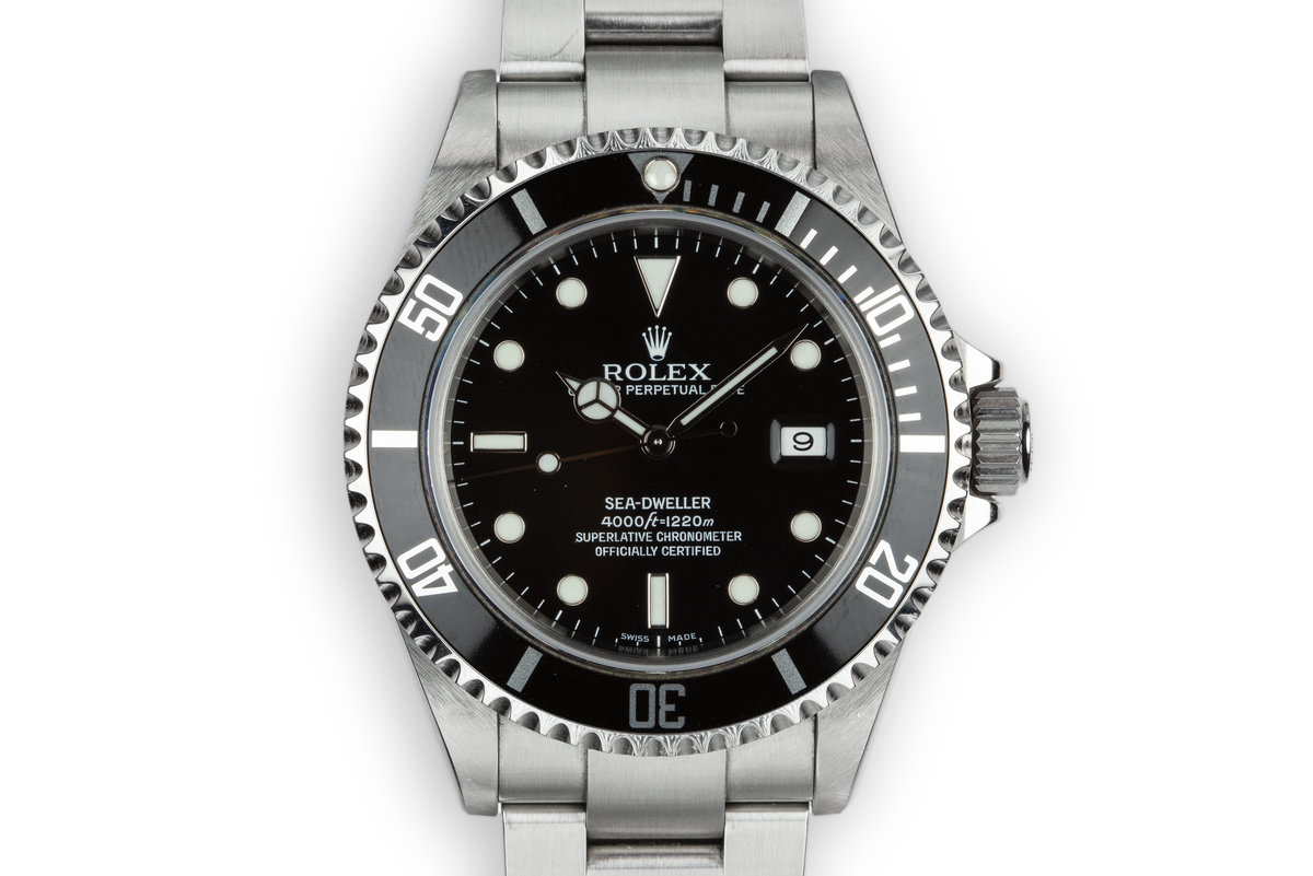2006 Rolex Sea-Dweller 16600 photo, #0