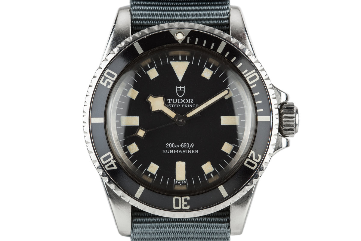 1968 Tudor Snowflake Submariner 7016/0 photo, #0