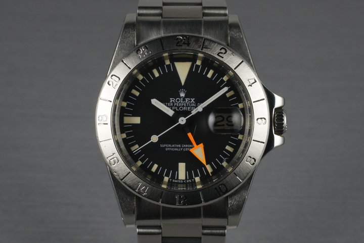 1979 Rolex Explorer II 1655 with Mark 4 Dial photo
