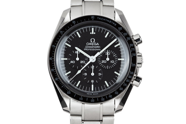 2017 Omega Speedmaster Professional 3570.50.00 with Box and Papers photo