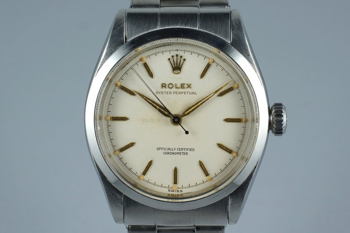 1954 Rolex Oyster Perpetual 6284 photo