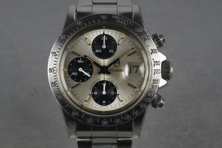 1981 Tudor Chronograph 94300 with Box and Papers photo