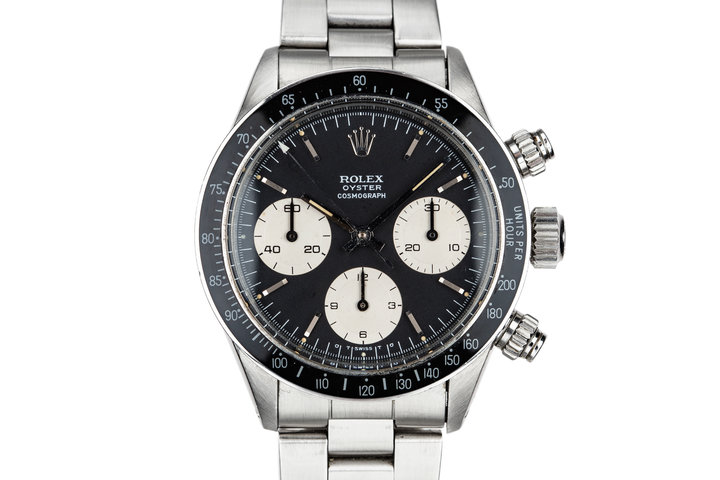 1973 Rolex Daytona 6263 with Black Sigma Dial photo