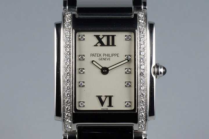 Patek Philippe Ladies 24 with Diamonds photo