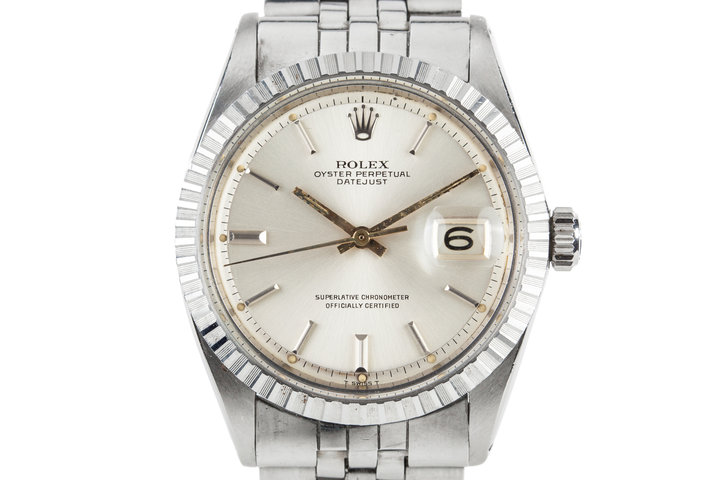 1964 Rolex DateJust 1601 photo