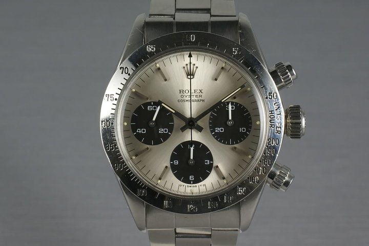 Rolex Daytona 6265 Sigma Dial photo