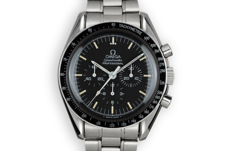 1995 Omega Speedmaster Professional 3592.50 with Box and Papers photo
