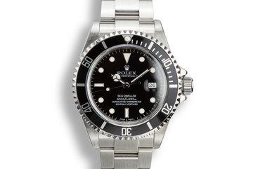 2006 Rolex Sea-Dweller 16600 photo