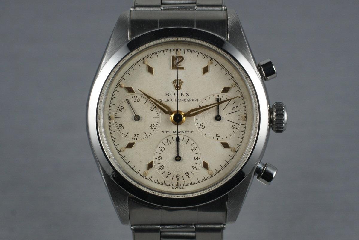 1957 Rolex Chronograph 6234 photo, #0